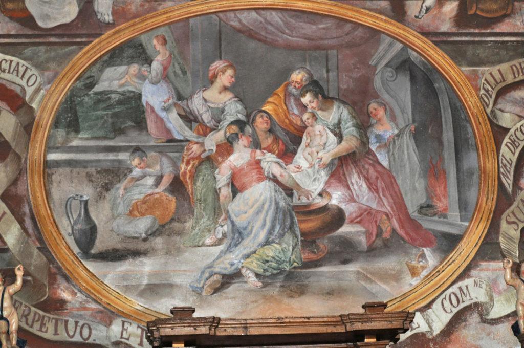Coro, Natività della Vergine